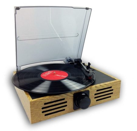 Retro Vinyl Players